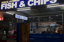 Brice Avenue Fish 'N' Chips, Fish & chips Mooroolbark, takeaway