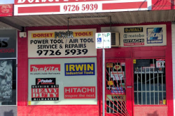 Dorset Power Tools, hardware store and tool shop Mooroolbark