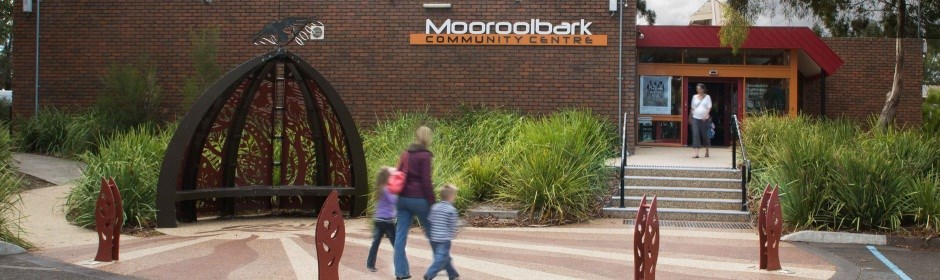 Photography of Mooroolbark Community Centre