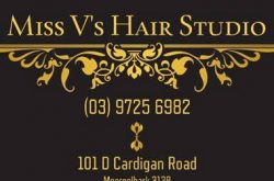 Miss V's Hair Studio, Hairdresser